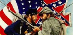 Civil war soldiers.