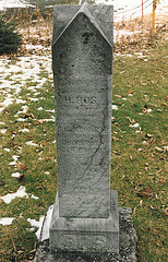 Grave of H. Ros.