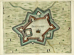 Bredevoort in 1683, door Gualdo Priorato
