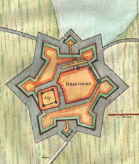 Bredevoort around 1600