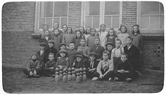 Bowling club at School O in Winterswijk.